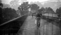 В нашем городе дождь..
