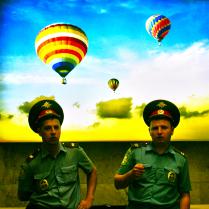 На страже воздушного пространства!