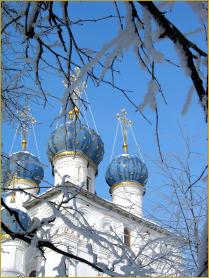 Русь зимняя