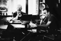 Труба и кофе
