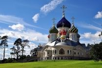 Храм святого князя Игоря Черниговского