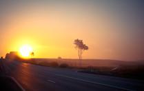 Дорога в рассвет