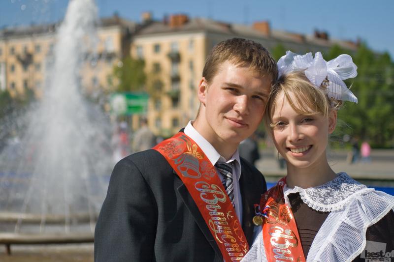 Выпускники школы 2008