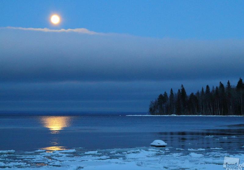 Лунная соната.