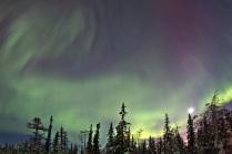 Край волшебных северных сияний