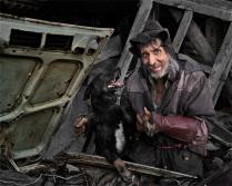 Механник с псом