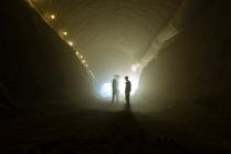 Встреча в тоннеле