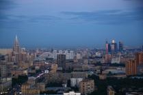 Москва такая разная...