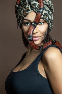 Королевская змея