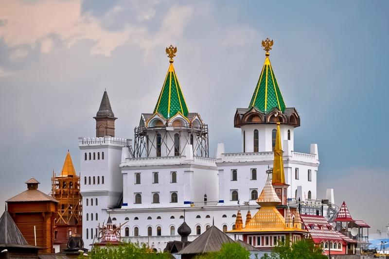 Новый Кремль.