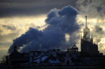 Дым над Москвой
