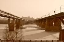 Новосибирские мосты