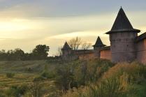 Стены с башнями Спасо-Евфимиева Монастыря