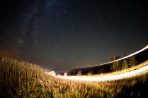 Призрачный дальнобойщик и Млечный Путь