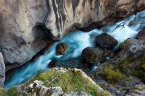 Голубые воды Северной Осетии