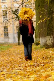Одинокая осень.