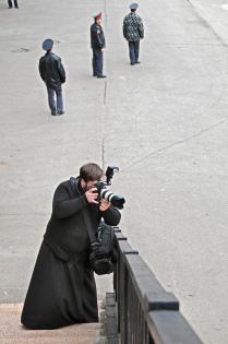 Святой фотограф.