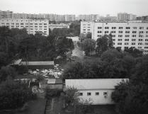 Город без неба