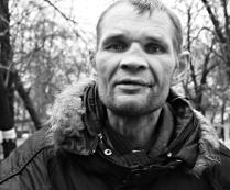 """Серия """"Лица Курского вокзала"""""""