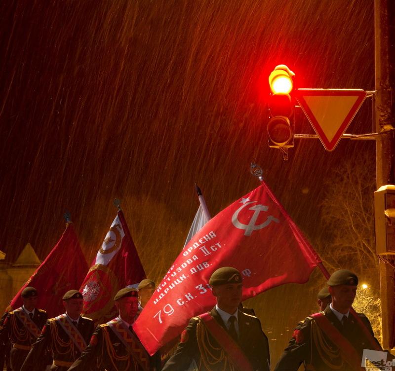 Марш краснознаменного семьдесят девятого полка