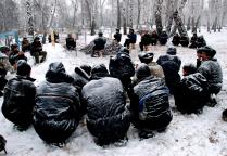 Башкирские похороны
