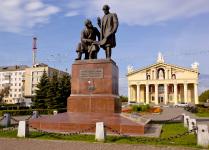 Центральная площадь Нижнего Тагила