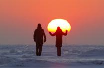 Дотронуться до Солнца