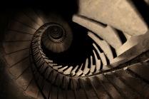 Лестница в Адмиралтействе.