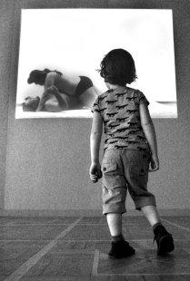 Открытие биеннале современного искусства