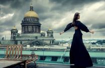 Анастасия Матвиенко. Балерина, первая солистка Мариинского театра, Санкт-Петербург