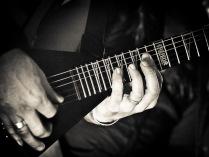 Руки музыканта