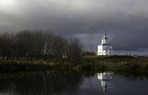 Суздаль, церковь Ильи Пророка