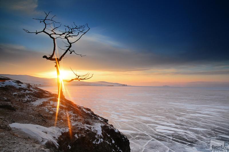 Байкальский закат