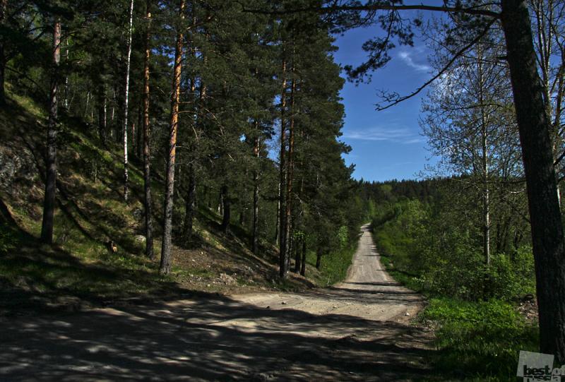 Карельскими дорогами