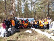 Сохраним Байкал чистым