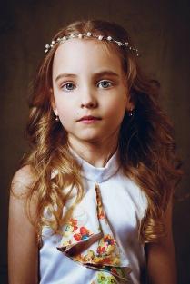 портрет Арины