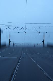 Рассвет на мосту