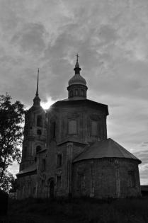 Церковь Бориса и Глеба в Суздале