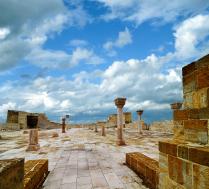Руины Соборной мечети в Великом Булгаре