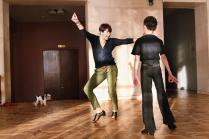 Урок танцев