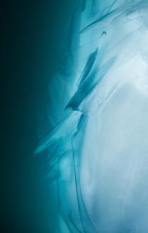 Ледяное лицо Байкала