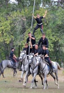 Конно-спортивная школа имени генерала Бакланова