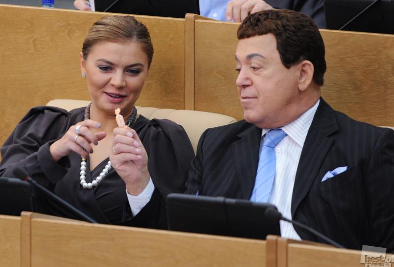 На пленарном заседании Государственной Думы РФ
