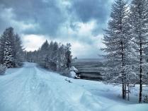 Байкал в декабре
