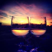 Город, солнце, вино.