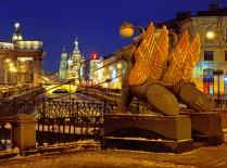 Банковский мост.