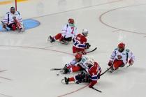 Следж хоккей