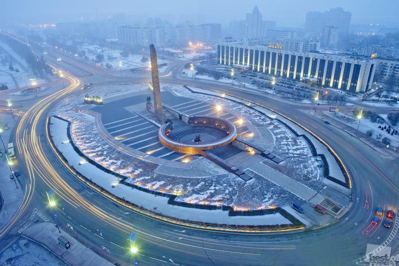 Санкт-Петербург. Площадь победы