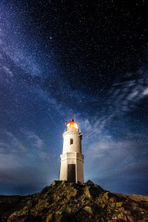 Небесный маяк
