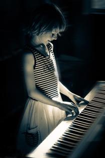 Свет и музыка